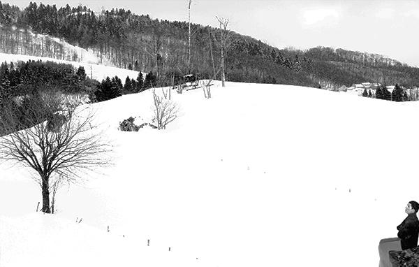 No. 49 woman-in-snow