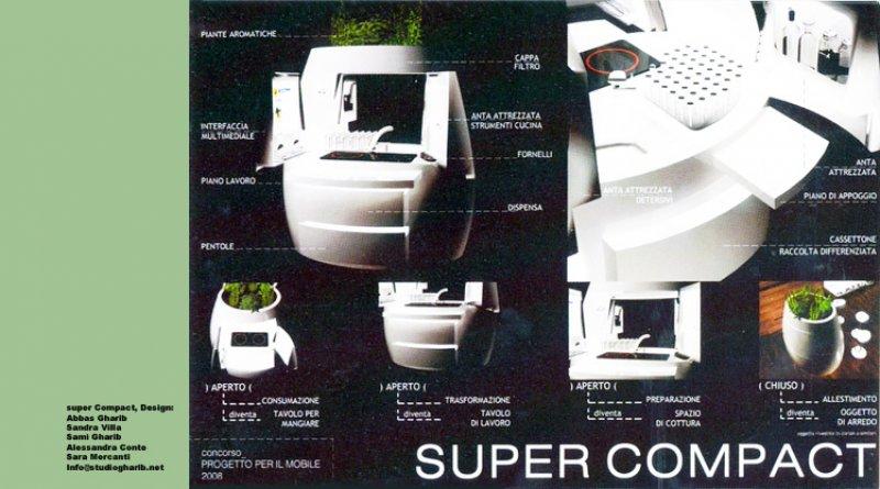 cucina-compact
